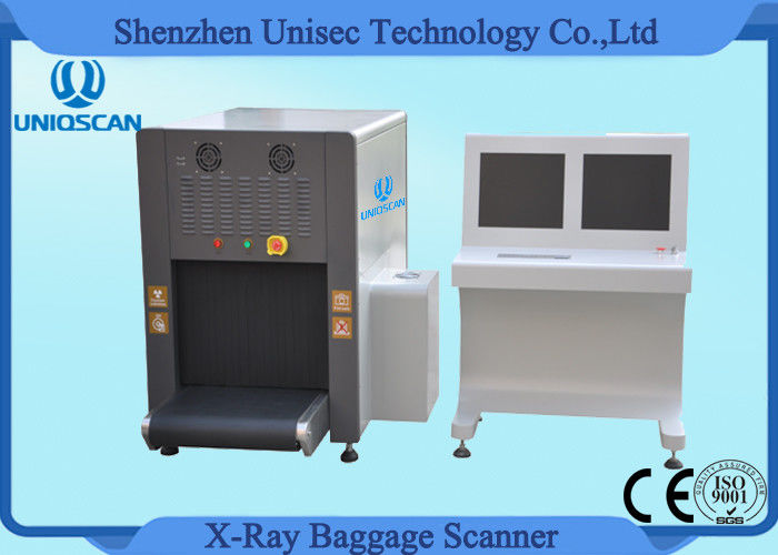 Airport X Ray Machine X Ray Baggage Inspection System Sf6550d With